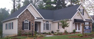 Brantley Builders Model Home